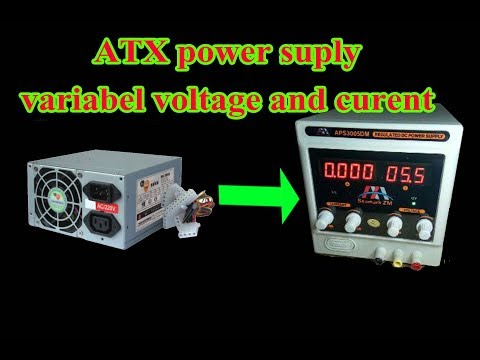 MBR power suply adjus voltage and curent