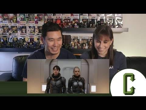 Valerian and the City of a Thousand Planets Teaser Trailer Reaction & Review
