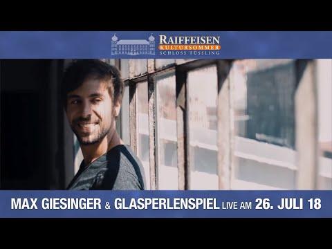 Trailer Max Giesinger & Glasperlenspiel