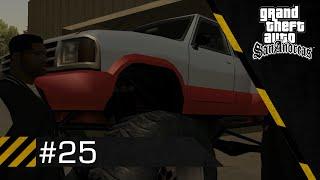 ON ŻYJE?! :O | GTA: San Andreas #25 | RecPlay