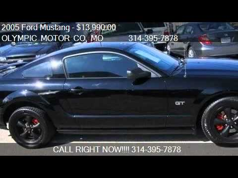 2005 Ford Mustang Gt Deluxe For Sale In Florissant Mo