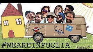 #WeAreInPuglia, racconto di un viaggio in Puglia