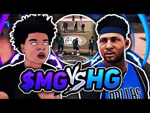 NBA 2K17 MYPARK WARZ  • HG VS SMG  • MYPARK TOURNAMENT ROUND 1 FT. AYYMARK & CHEESAHOLIC