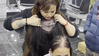 Thin hair || hair extensions || hair wigs || natural hair || Nishalambha