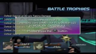 Star Ocean Till the End of Time - Roger Solo vs 4D Gabriel Celesta