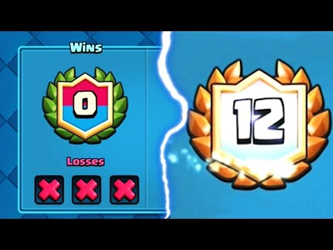 HOW TO GET BETTER AT CHALLENGES | Clash Royale | Guide for NOOBS