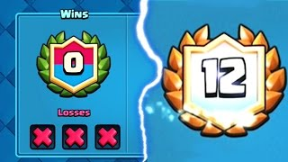 HOW TO GET BETTER AT CHALLENGES   Clash Royale   Guide for NOOBS