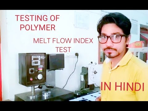 Stark Experiment- How To Check MFI Test Of C015EG Polymer