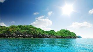 Изумрудный остров Тасос в Греции(Самый зеленый остров Северной Греции. С великопными белоснежными песочными пляжами, уютными бухтами, сосна..., 2014-06-15T18:00:18.000Z)
