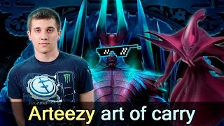 Arteezy — art of carry