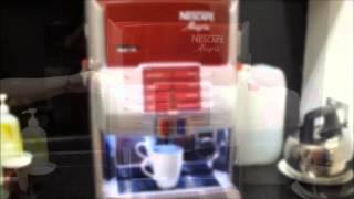How to switch off Coffee Machine