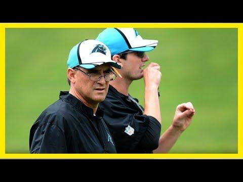 Panthers fire OC Mike Shula, QB coach Ken Dorsey