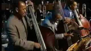 "Christian McBride performing ""Blue Monk"" with Super Bass"