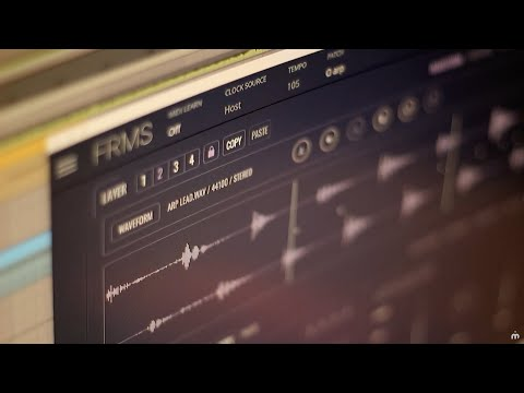 FRMS - Granular Synthesizer