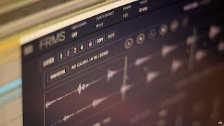 Imaginando - FRMS - Granular Synthesizer - 가상악기