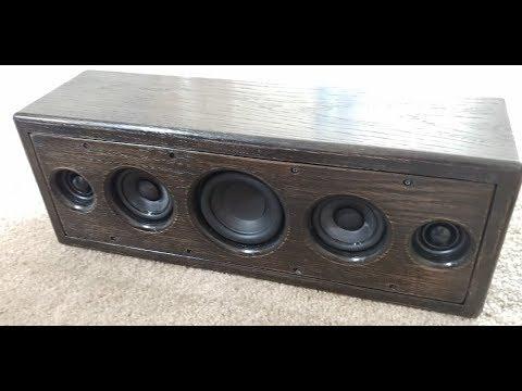 Best Sounding DIY Bluetooth Speaker Box of 2018 4K
