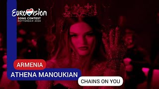 Athena Manoukian - Chains On You | First Version (with Video Clip)