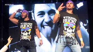 Young Bucks vs War Raiders (FREE PPV Match - Refuse To Lose '17)
