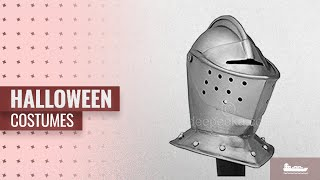 Deepeeka Men Halloween Costumes [2018]: Deepeeka-AH3814.M Mini European Closed Helmet