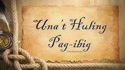 Una't Huling Pag-Ibig - Yeng Constantino (Lyric Video)
