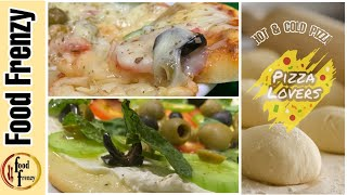 Pizza - The Best Homemade Pizza - NY Hot Style & Turkish Cold Style Pizza