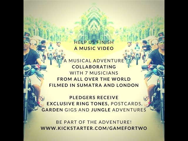 Game for Two - a collaborative project (Indonesia and UK)