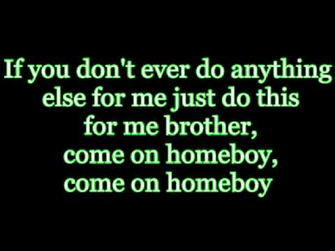 Homeboy- Eric Church HD ( with lyrics)