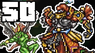 NEW GILGAMESH AND ENKIDU BOSS! Terraria 1.3 MODDED v6 Ep.50