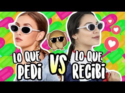 ROPA CHINA: LO QUE PEDI VS LO QUE RECIBI!! + SORTEO con Lighinthebox!!!