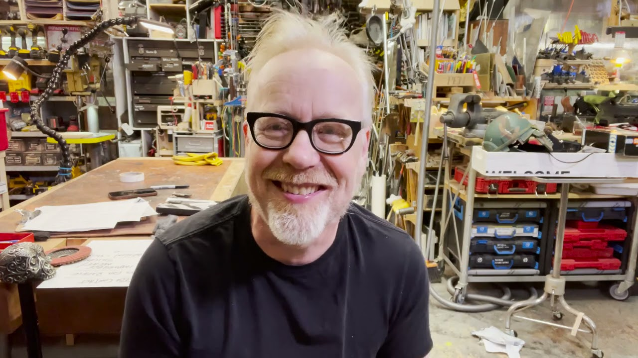 Ask Adam Savage: MythBusters Celebrity Guests That (Sadly) Never Happened
