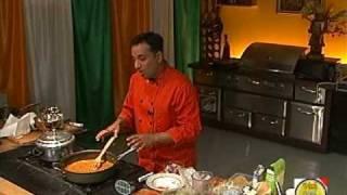 Bhaji (curry For Pav Bread) - By Vahchef @ Vahrehvah.com