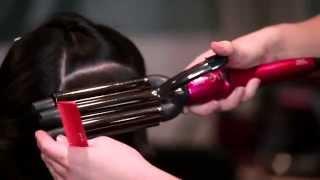Hướng dẫn sử dụng máy bấm tóc gợn sóng Barrel Waver