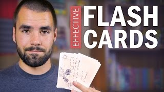 How to Study Effectively with Flash Cards  College Info Geek