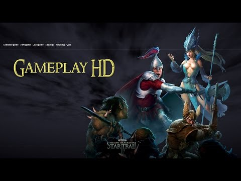Realms of Arkania: Star Trail [Gameplay HD]. Изучаем окрестности Arkania!