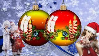 Красивое поздравление с Новым Годом 2019🍓поздравляю прикольно и КРУТО!