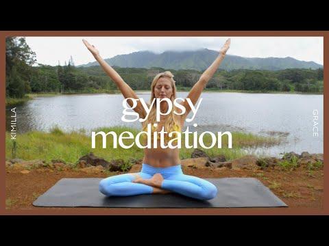Kundalini Yoga: Gypsy Meditation For Calling On The Spirit | KIMILLA