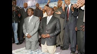 In a comical fashion of twists, Ruto seeks Raila Odinga's blessings | KTN News Desk