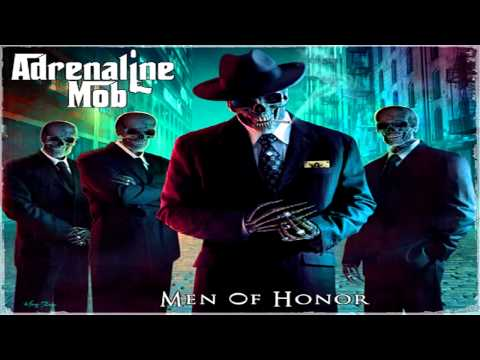 Adrenaline Mob - Come On Get Up