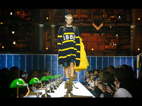 Fenty X Puma by Rihanna | Fall Winter 2017/2018 Full Fashion Show | Exclusive