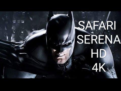 SAFARI SERENA .FT BATMAN//DC./JUSTICE LEAGUE //JOKER//HARLEY QUINN/SYBSCRIBE/LIKE/SHARE HD VIDEOVEVO