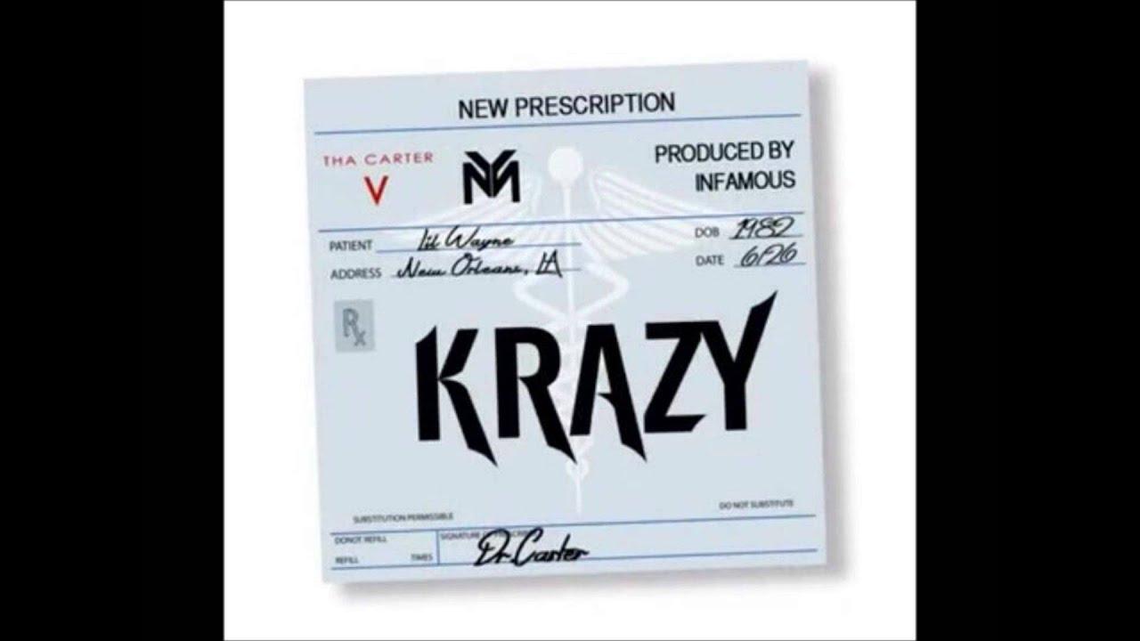 Download Lil Wayne - Krazy #CarterV