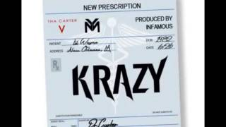 Repeat youtube video Lil Wayne - Krazy #CarterV