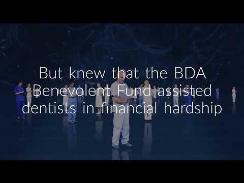 BDA Benevolent Fund  - Dr B video