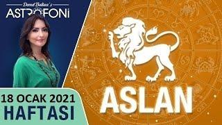 Haftalık 🔴 Burç Yorumları Aslan Burcu 18 Ocak 2021 Astroloji