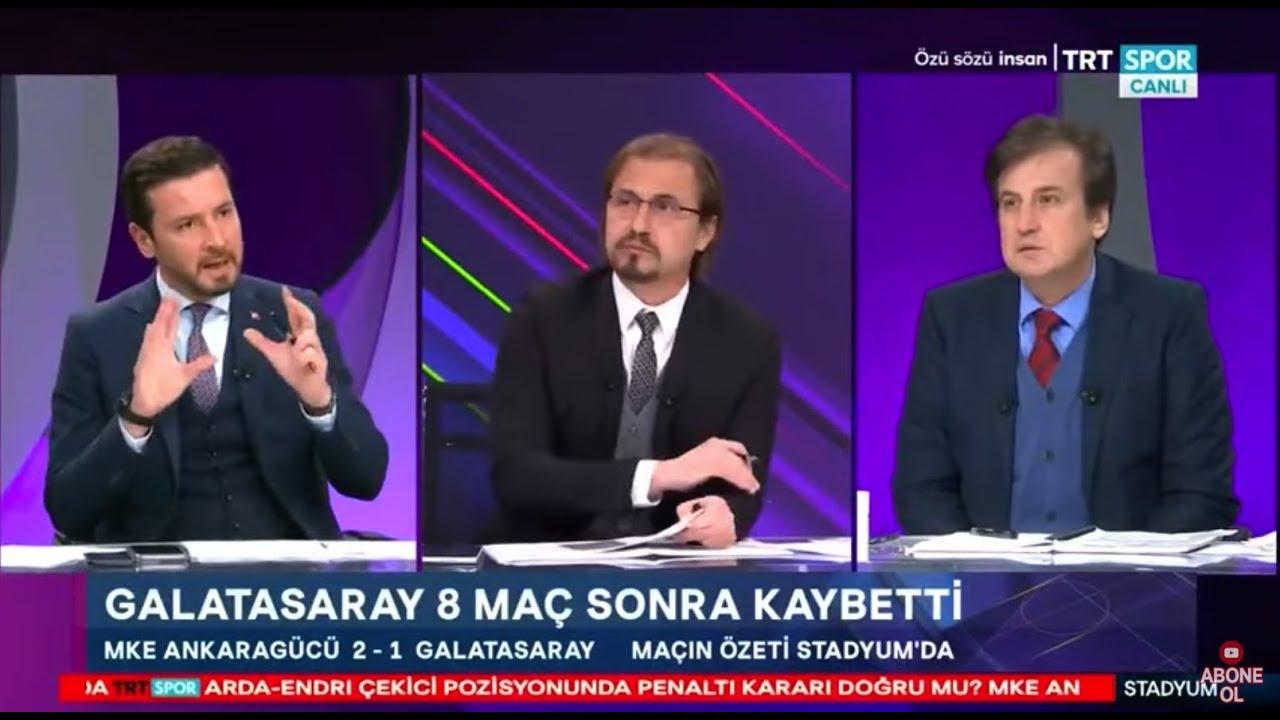 Stadyum Mke Ankaragucu Galatasaray 2 1 Mac Sonu Yorumlari Albayrak Aciklama Mustafa Muhammed Youtube