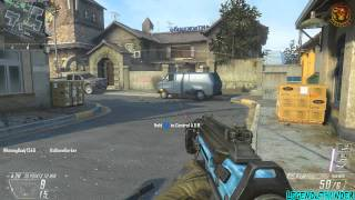 Black Ops 2 :: 30-2 FFA ON Standoff (BO2 MULTIPLAYER)