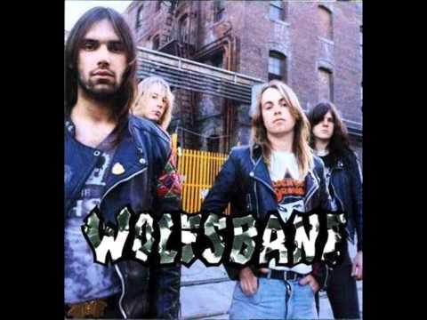 Wolfsbane - Tears From A Fool  (Studio)