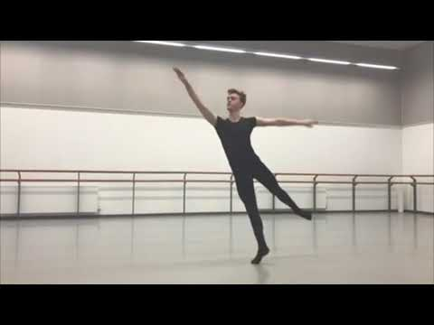 Jake Davies  Dance reel
