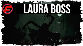The Evil Within Laura Boss Fight Chapter 10 THE CRAFTSMANS TOOLS Strategy Guide Tips and Tricks