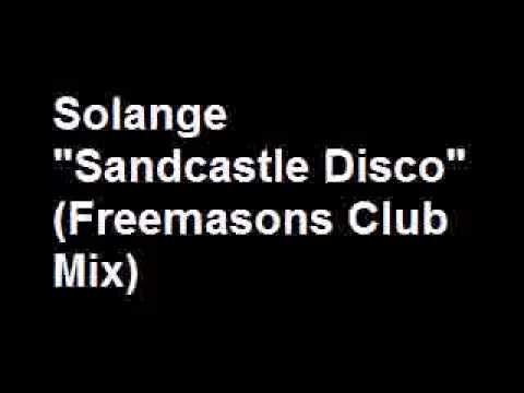 Solange - Sandcastle Disco (Freemasons Club Mix) HQ Full Version 2009